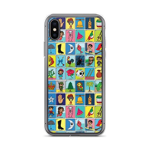 Loteria iPhone Case