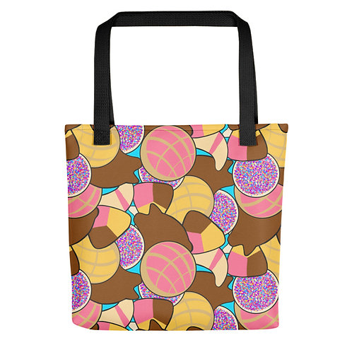 Pan Dulce Overload Tote Bags