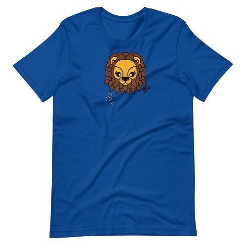 Leo Short-Sleeve Unisex T-Shirt