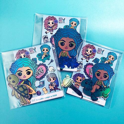 Oh Fifi Sticker Packs- Bay
