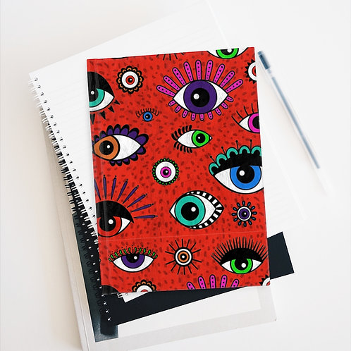 Mal de Ojo Journal - Blank