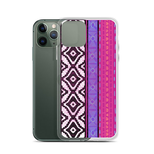 Modern Serape iPhone Case