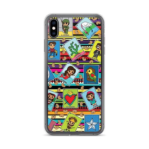Loteria Night iPhone Case