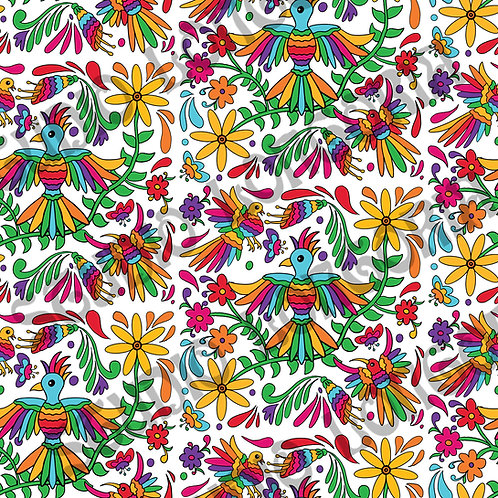 Otami Birds Fabric