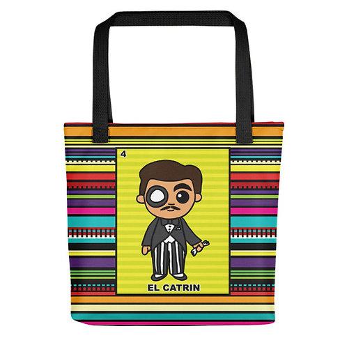 EL Catrin Tote Bags