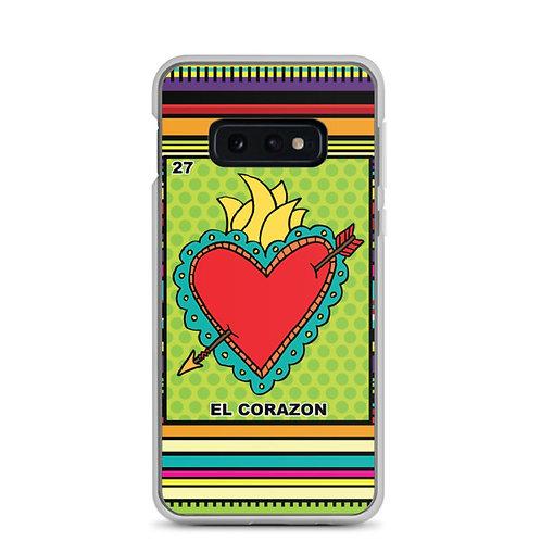 El Corazon Samsung Galaxy Phone Case