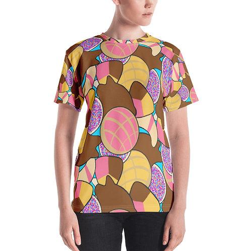 Pan Dulce Overload Print Women's T-shirt