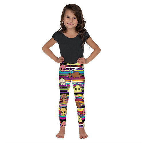 Pan Dulce Print Toddler Leggings