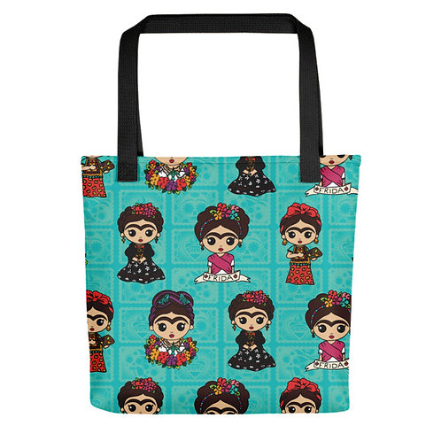 Little Fridas Tote Bags