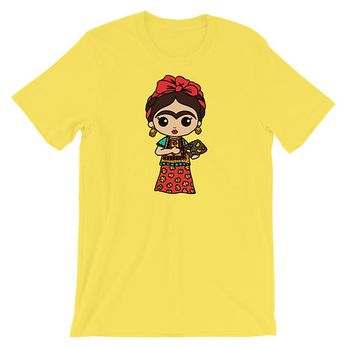 La Artista Frida Adult Unisex T-shirt