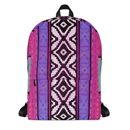 Modern Serape Backpack
