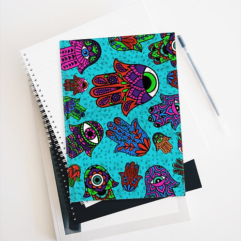 Hand of Fatima Journal - Blank