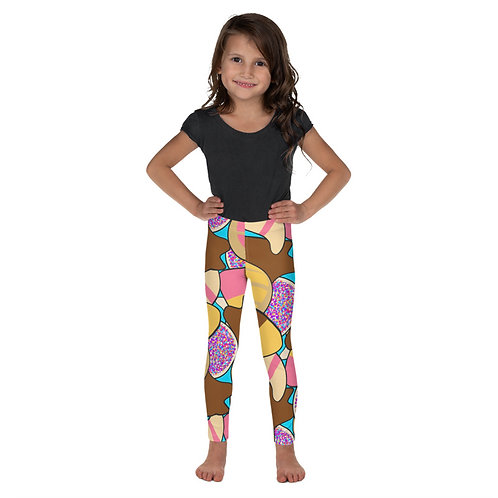 Pan Dulce Overload Print Toddler Leggings