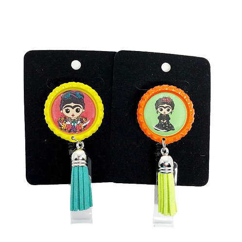 Frida Badge Reels