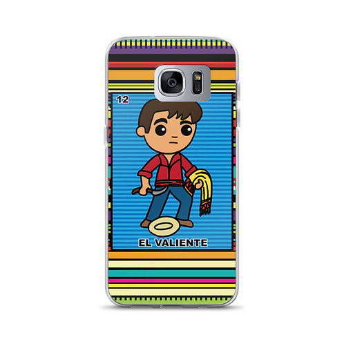 El Valiente Samsung Galaxy Phone Case