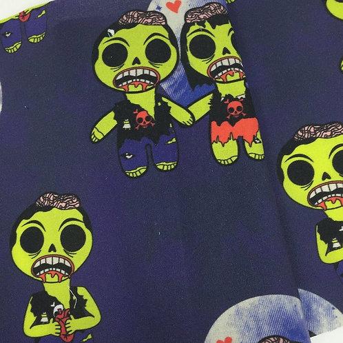 Zombie Love Fabric