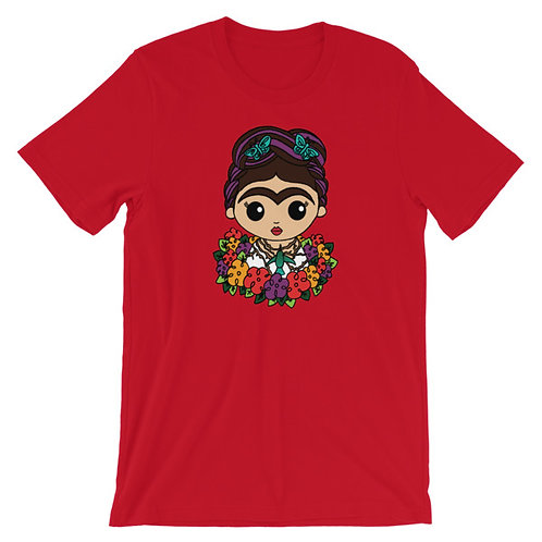 Frida Hummingbird Adult Unisex T-shirt