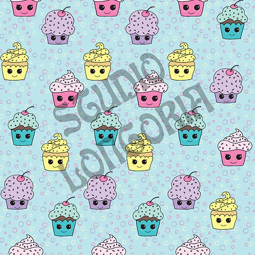 Cupcake Cuties Fabric