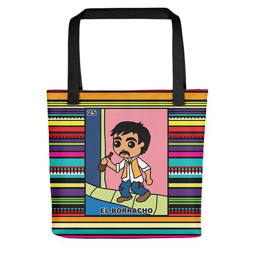 El Borracho Tote Bags