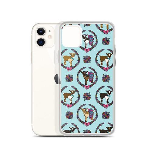 Fancy Goats iPhone Case