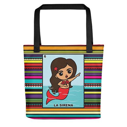 La Sirena Tote Bags