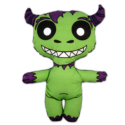 Cucuy Plushie