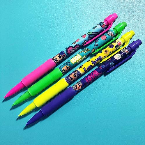 Oh Fifi Pencil Set