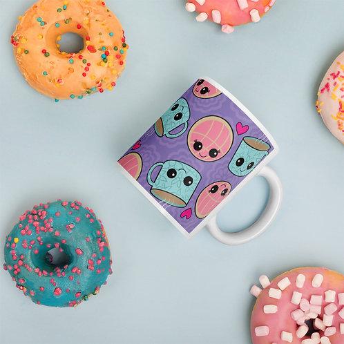 Conchas y Cafecito  Coffee Mug