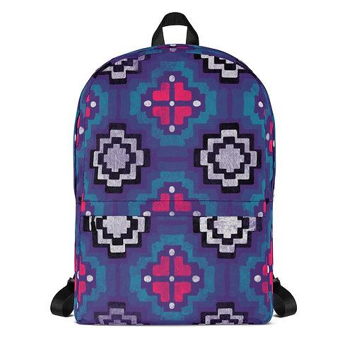 Modern Talavera Backpack