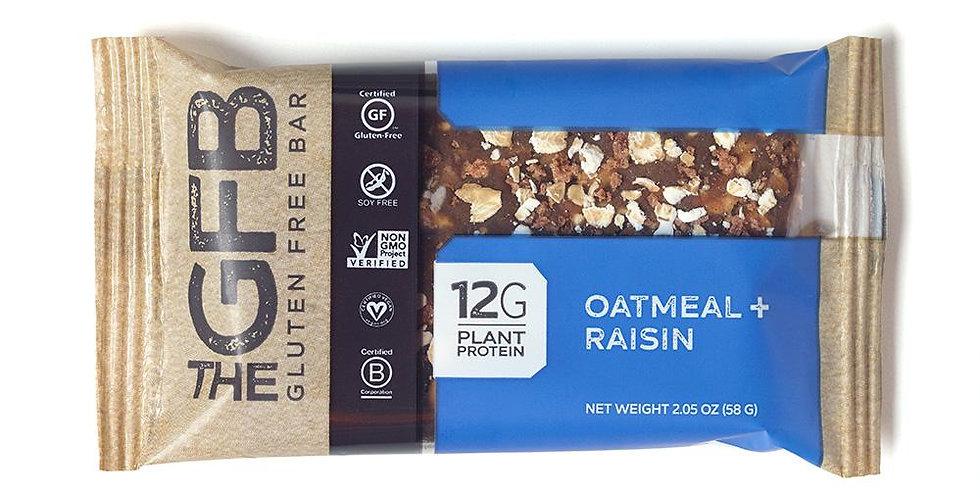 GFB Case of Oatmeal Raisin Bars