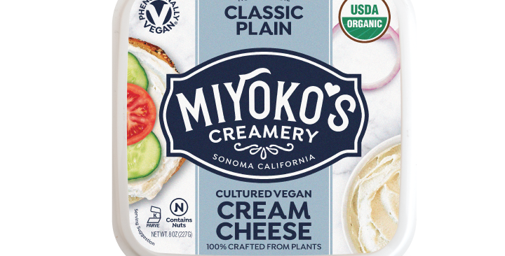 Miyoko's Plain Classic Cream Cheese