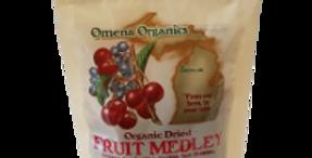 Omena Organics Dried Fruit Medley