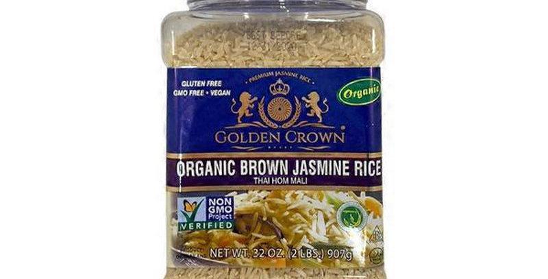 Organic Jasmine Rice 2lbs