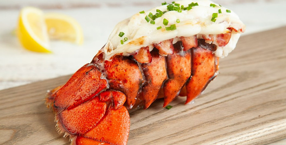 Mirlo's Steamed Lobster Tail