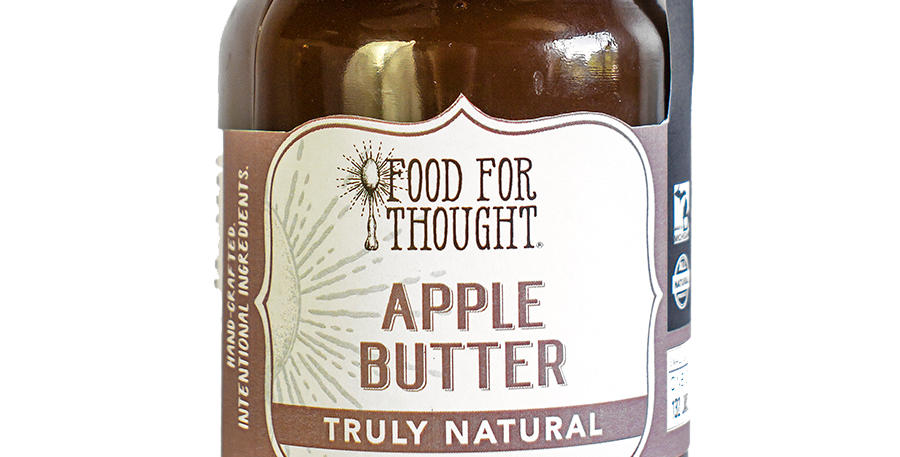 Food for Thought Apple Butter 12oz