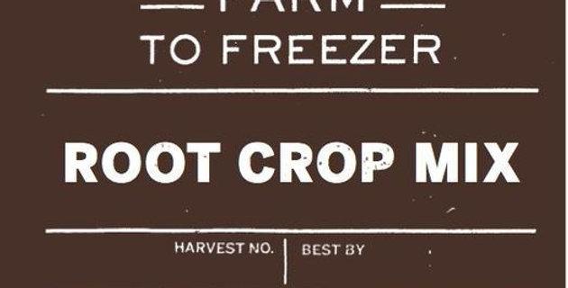 Farm to Freezer Organic Root Crop Mix