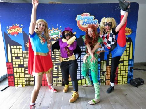 superhero girls 13