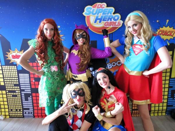 superhero girls 6