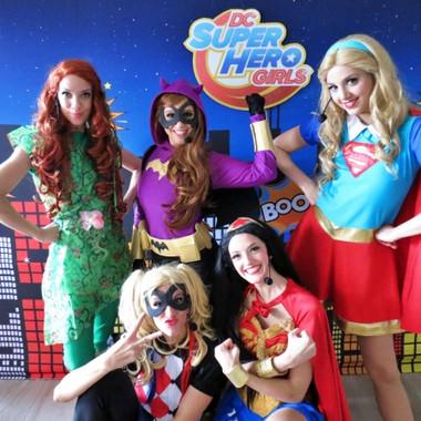 Superhero Girls DC