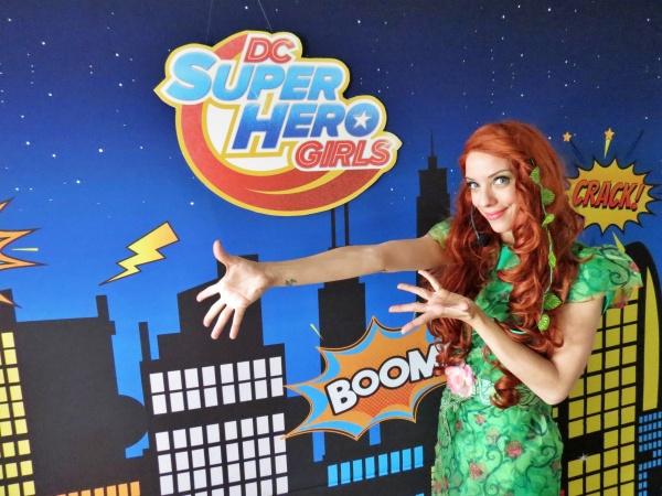 superhero girls 9