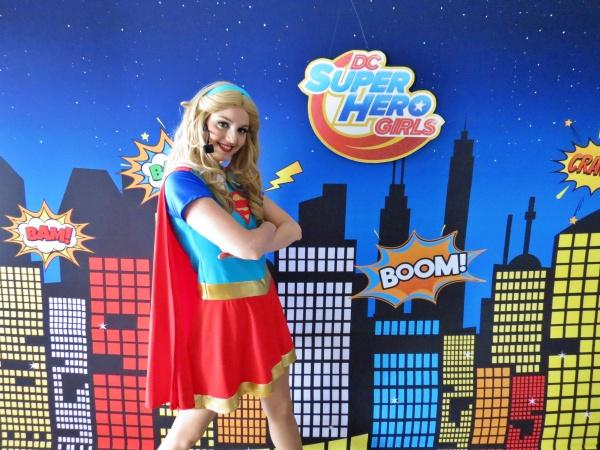 superhero girls 10