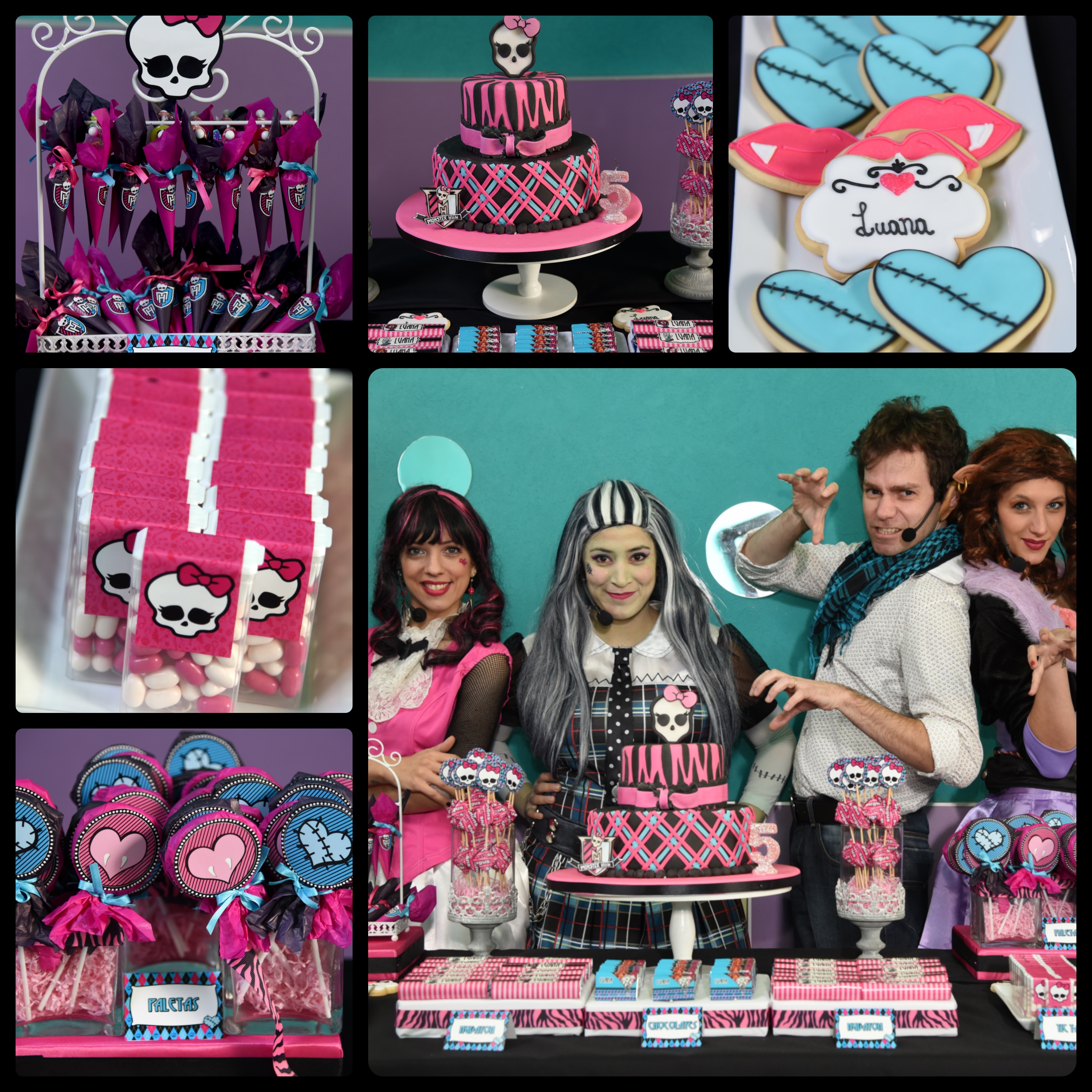Candy Monster High