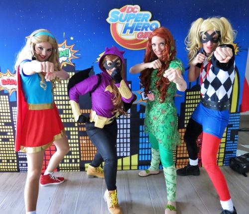superhero girls 8