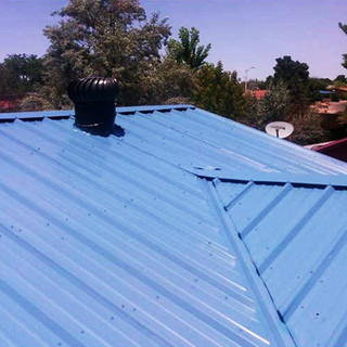 Chimmeny roofing