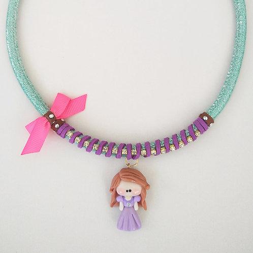 Sofia Princess Necklace