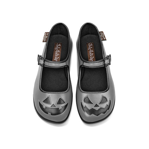 Chocolaticas Halloween Gray