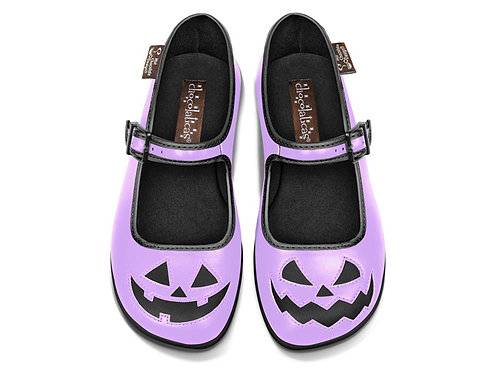 Chocolaticas Halloween Purple