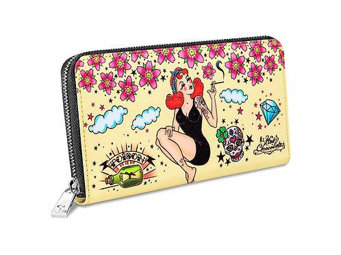 Chocolaticas® Tattoo Women's Wallet