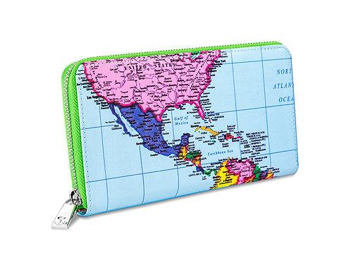 Chocolaticas® Bon Voyage Women's Wallet