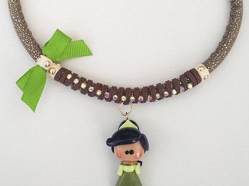 Tiana Princess Necklace